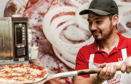 ピザの特徴