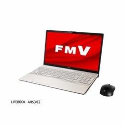 富士通 FMVA53E2G ノートパソコン FMV LIFEBOOK シャンパンゴールド