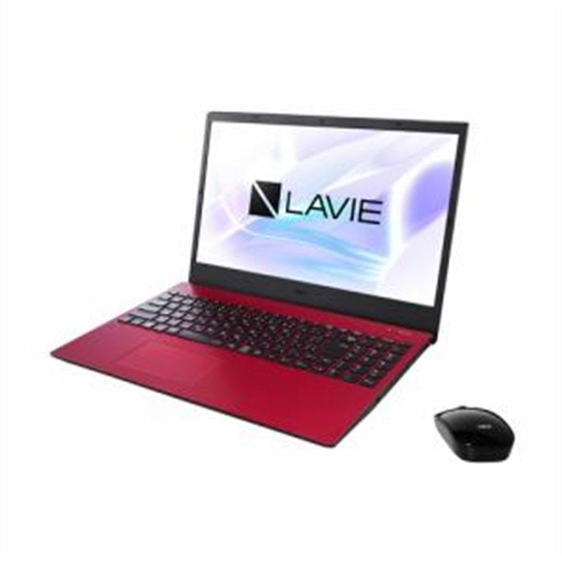 NEC PC-N1535AAR ノートパソコン LAVIE N15 カームレッド