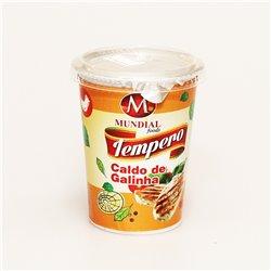 Tempero Caldo de Galinha MUNDIAL foods 95g