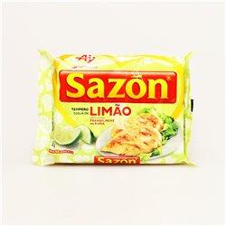 Ajinomoto Sazon Tempero toque de LIMÃO 60g サゾン レモン