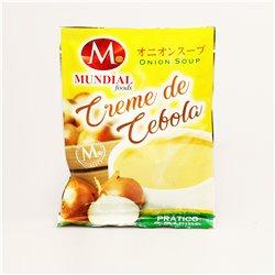 Mundial foods オニオンスープ 65g 乾燥スープ