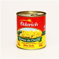 Oderich Granos de Choclo オーデリッチ コーン缶 200g 内容総量 300g