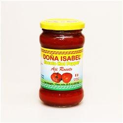 Dona Isabel Rocoto Hot Pepper Aji rocoto 297.6g レッドホットペッパーペースト ROCOTO