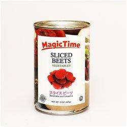 MagicTime SLICED BEETS VEGETABLES スライスビーツ ビーツ水煮