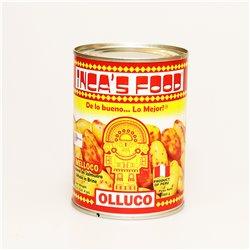 INCAS FOOD OLLUCO オユッコ芋 塩水漬け 560g