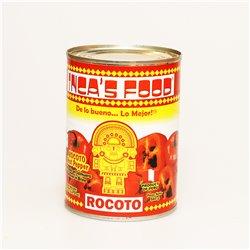 INCAS FOOD ROCOTOレッドホットペッパー 塩水漬け 560g