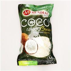 MUNDIAL foods COCO ralado Grosso 200g ココナッツロング