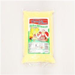 Temporio da Nona Fuba Mimoso コーンフラワー 粉末とうもろこし 500g