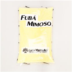 FUBA MIMOSO Latin Yamato コーングリッツ 500g
