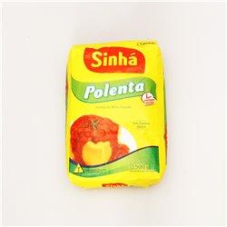 Sinha Polenta Farinha de Milho Flocada 500g