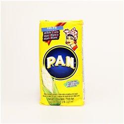 P.A.N. 1Kg ホワイトコーンミール (白とうもろこし粉)