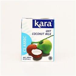 kara UHT COCONUT MILK CLASSIC 200ml ココナッツミルク