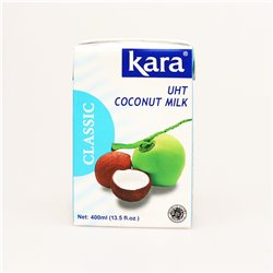 kara UHT COCONUT MILK CLASSIC 400ml ココナッツミルク