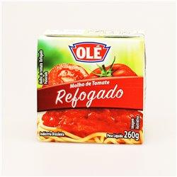 OLE Molho de Tomate Refogado 260g トマトソース オレ