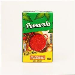 Pomarola TRADICIONAL MOLHO DE TOMATE 260g カーギル ポマローラ トマトベースソース