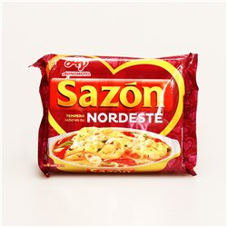 Ajinomoto Sazon Tempero sabores do NORDESTE 60g サゾン ノルデステ (肉魚料理用シーズニングパウダー)