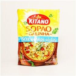 KITANO SOPÃO GALINHA 196g 鶏肉味スープの素