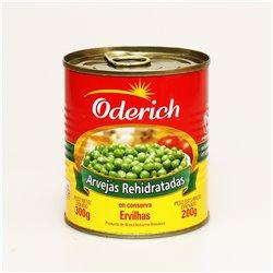 Oderich Arvejas Rehidratadas 200g ミックス野菜