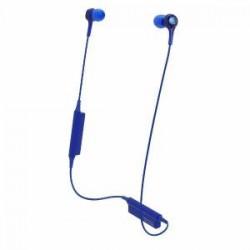 オーディオテクニカ ATH-CK200BT-BL Bluetoothヘッドホン ブルー