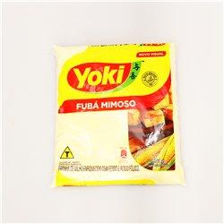 Yoki FUBA MIMOSO 500g トウモロコシの粉