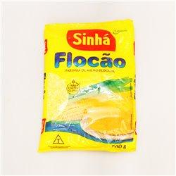 Sinha Flocao FARINHA DE MILHO FLOCADA 500g コーングリッツ 粗挽