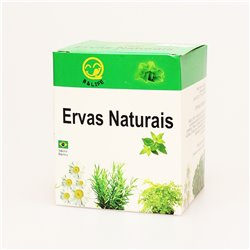 Ervas Naturais ハーブティー 40g