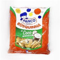 PANCO ROSQUINHA de Coco 200g パンコ ココナッツドーナッツ