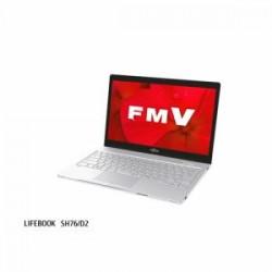 富士通 FMVS76DY モバイルパソコン FMV LIFEBOOK アーバンホワイト