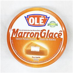 OLE de batata MarronGlacê 600g サツマイモ マロングラセ