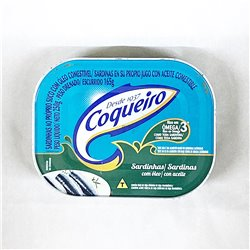 Coqueiro Sardinhas 内容総量250g いわし油漬