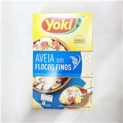 Yoki AVEIA em FLOCOS FINOS 170g オート麦フレーク