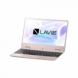 NEC PC-NM550MAG モバイルパソコン LAVIE Note Mobile メタリックピンク