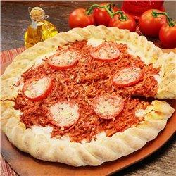 カラブレーザミンチピザ