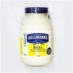 HELLMANN'S REAL MAYONNAISE Maionese 860 マヨネーズ