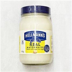 HELLMANN'S REAL MAYONNAISE Maionese 430g