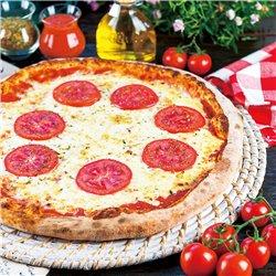9 モッツァレラチーズピザ