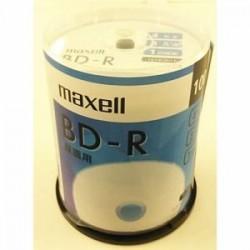 マクセル BRV25SIWP100SP 録画用ブルーレイディスク100枚スピンドルパック