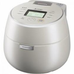 三菱 NJ-AWA10-W IH炊飯器 本炭釜 KAMADO 5.5合炊き 白真珠(しろしんじゅ)