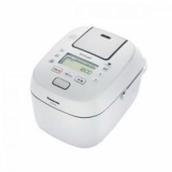 パナソニック SR-PW109-W 可変圧力IHジャー炊飯器 5.5合炊き ホワイト