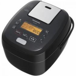 パナソニック SR-PA109-K 可変圧力IHジャー炊飯器 5.5合炊き ブラック