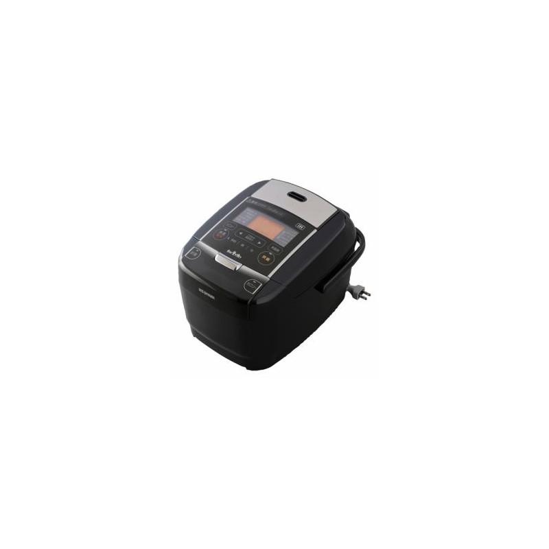 アイリスオーヤマ KRC-IC30-B IHジャー炊飯器 3合炊き ブラック