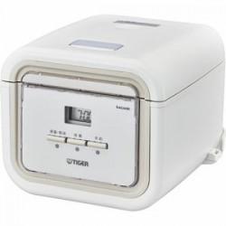 タイガー JAJ-G550 WN マイコン炊飯器 「炊きたて tacook」 3合炊き ナチュラルホワイト