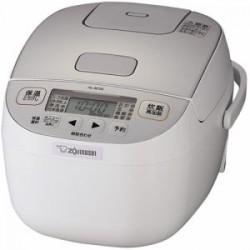 象印 NL-BC05-WA 小容量マイコン炊飯ジャー 3合炊き ホワイト