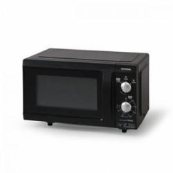 アイリスオーヤマ EMO-F518-5 電子レンジ 18L フラットテーブル 50Hz ブラック
