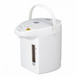 ピーコック WMZ-22 電動給湯ポット 2.2L グレー
