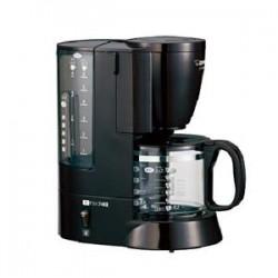 象印 コーヒーメーカー 「珈琲通」 ダークブラウン EC-AK60-TD