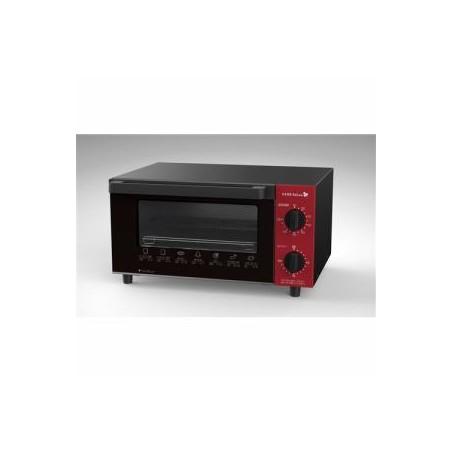 HerbRelax YSK-T12F2 ヤマダ電機オリジナル オーブントースター4枚焼き レッド