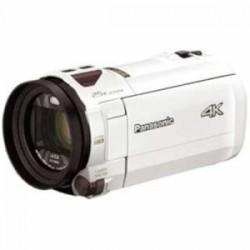 パナソニック HC-VX992M-W デジタルビデオカメラ ピュアホワイト 4K対応