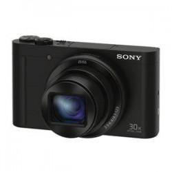 ソニー デジタルカメラ Cyber-shot(サイバーショット) ブラック DSC-WX500-B
